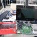 NEC LAVIE NS350/C 分解修理 パソコン起動不可 放電処理